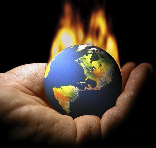 Hồ thế giới đang tăng nhiệt