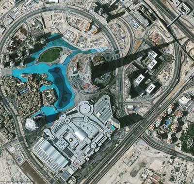 Hình ảnh trái đất tuyệt vời nhìn từ vệ tinh
