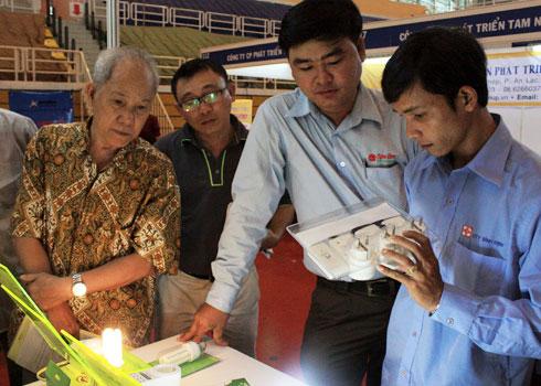Thị trường tiết kiệm năng lượng ở Việt Nam đang khởi sắc