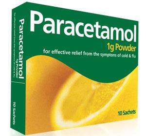 Paracetamol có thể gây dị ứng và hen suyễn ở trẻ