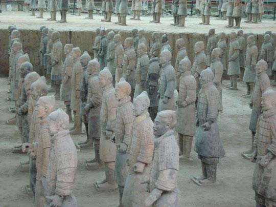 Hé lộ thêm vụ trộm mộ tổ tiên Tần Thủy Hoàng