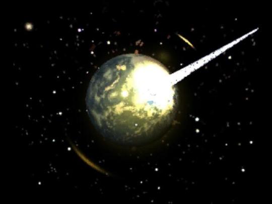 Khủng long tuyệt chủng do sức mạnh ngoài Trái Đất