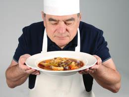 Người nặng cân thường giỏi phân biệt mùi vị thức ăn