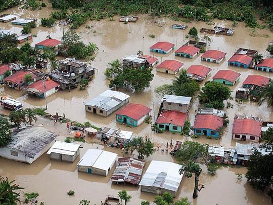 Hỏa hoạn, lũ lụt xảy ra ở nhiều nơi trên thế giới