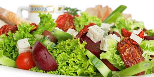 Ăn ít rau quả dễ mắc bệnh tiểu đường và béo phì