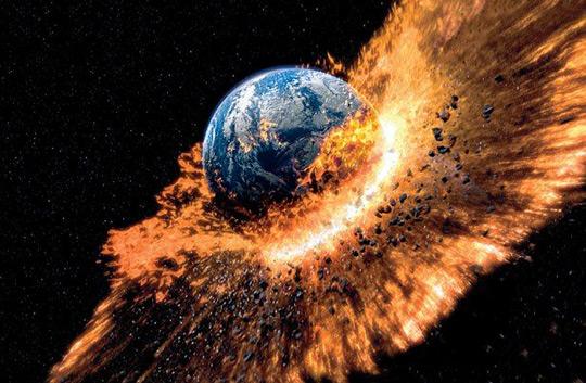 Trái Đất dễ tổn thương với chất hữu cơ gây ô nhiễm