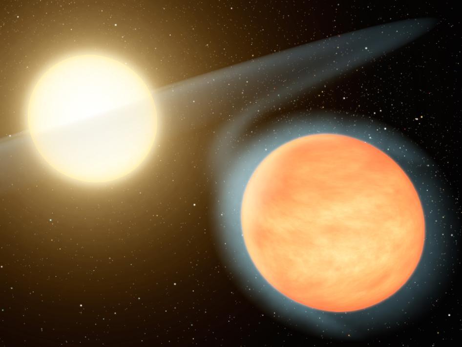 Lần đầu tiên phát hiện hành tinh giàu carbon