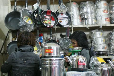 Thực hư chất chống dính cho dụng cụ nấu ăn