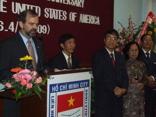 Họp ủy ban hợp tác khoa học và công nghệ VN-Hoa Kỳ