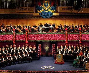Lễ trao giải Nobel năm 2010