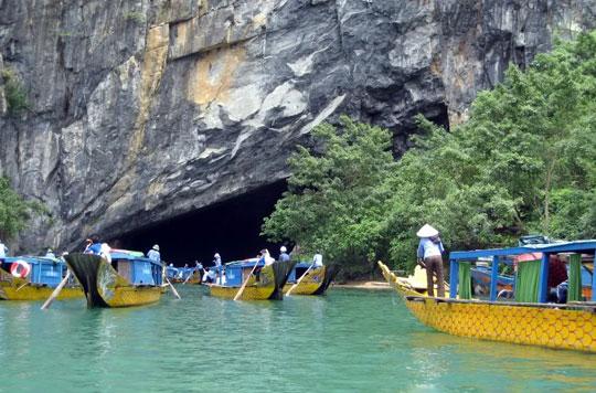 Quy hoạch bảo tồn vườn quốc gia Phong Nha-Kẻ Bàng