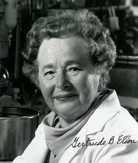 1988, Gertrude B. Elion