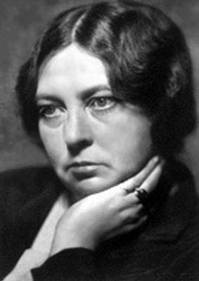 1928, Sigrid Undset