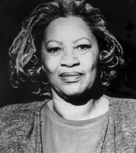 1993, Toni Morrison