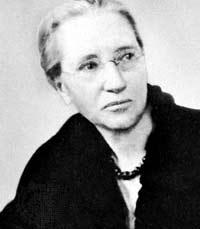 1946, Emily Greene Balch