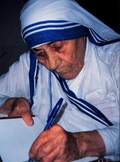 1979, Mother Teresa