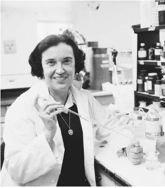 1977, Rosalyn Yalow