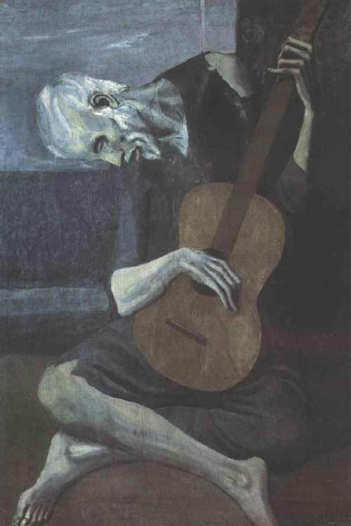 Một số tác phẩm nổi tiếng của danh họa Pablo Picasso