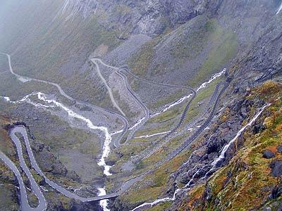 Những con đường ngoằn ngoèo nhất thế giới