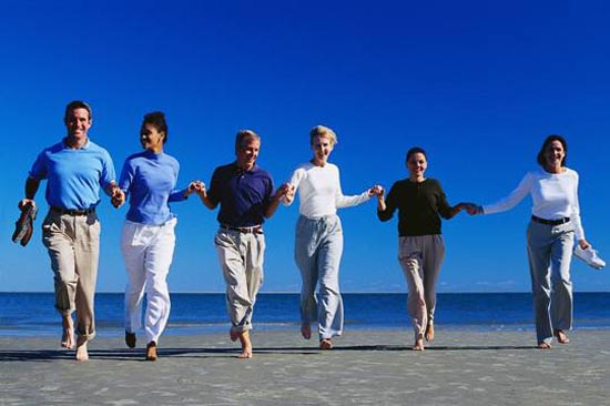 Người sống lâu thường đi bộ nhanh