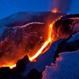 Những vụ phun trào núi lửa kinh hoàng nhất năm 2010