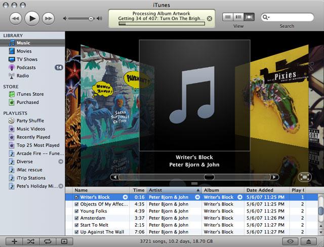 Tài khoản iTunes bẻ khoá bị chào bán công khai