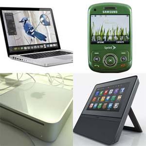 Những sản phẩm công nghệ xanh nhất năm 2010