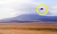 UFO lại bất ngờ xuất hiện ở Anh
