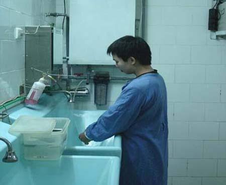 Khử khuẩn bằng công nghệ Ozone