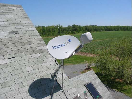 Internet vệ tinh sẽ có bước nhảy vọt vào năm 2012