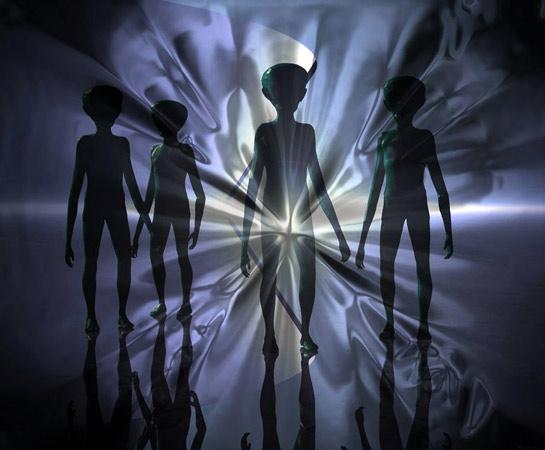 Người ngoài hành tinh sẽ thống trị trái đất?