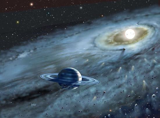 """Loài người sống """"cô đơn"""" trong vũ trụ?"""