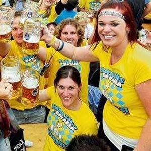 Nửa lít bia mỗi ngày có lợi cho sức khoẻ