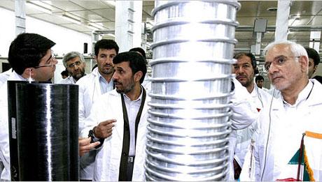 Iran công bố kỳ tích về công nghệ hạt nhân