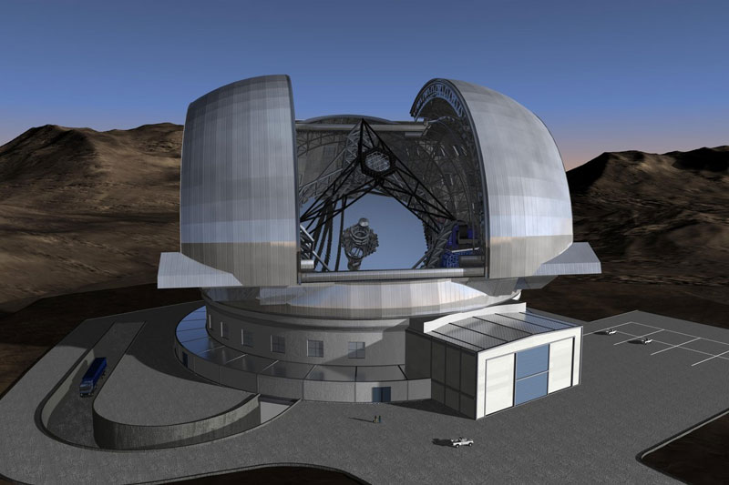Xây đài thiên văn lớn nhất thế giới