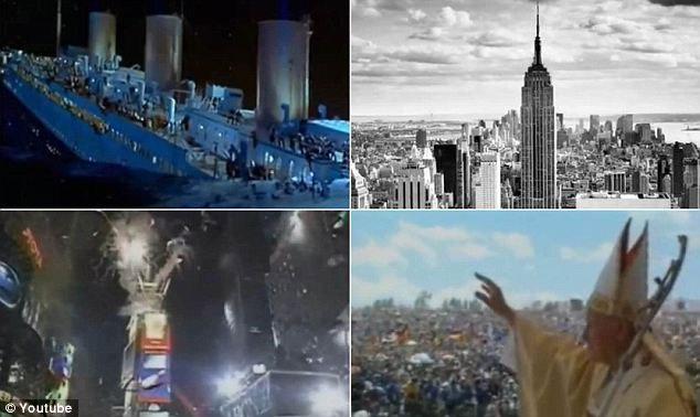 Video: 100 năm thế giới trong 10 phút