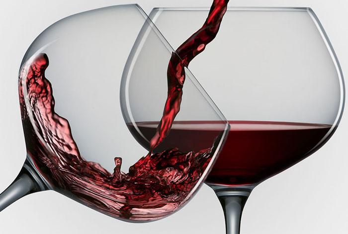 Rượu vang đỏ ngăn ngừa ung thư vú