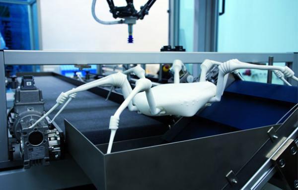 Những câu chuyện về robot trong năm 2011
