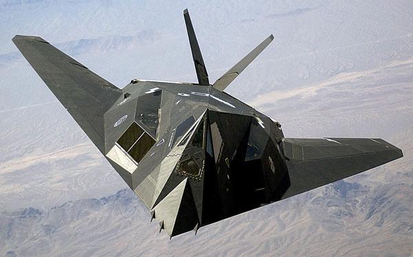 Sơn nano giúp máy bay tàng hình