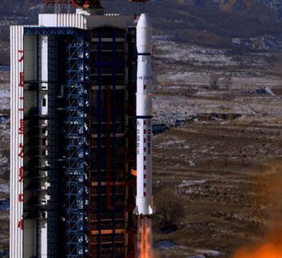 Trung Quốc phóng thành công vệ tinh Tư Nguyên 3