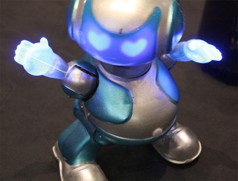 Robot Việt Nam tại triển lãm quốc tế