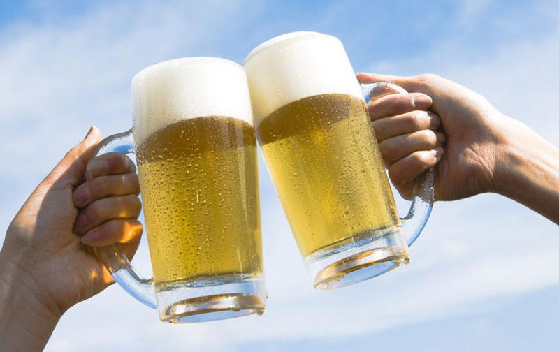 Nỗi oan bụng bự của bia