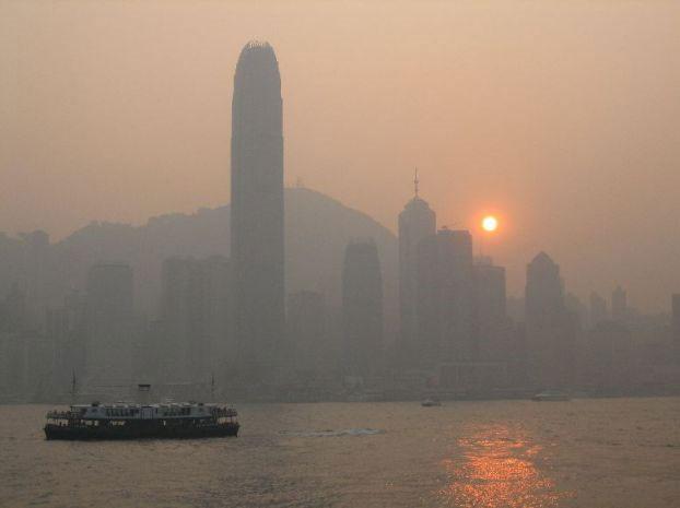 Hong Kong còn ô nhiễm ghê gớm hơn cả Bắc Kinh