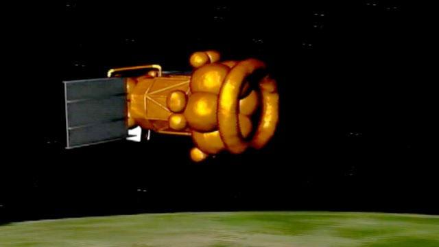 """Tàu vũ trụ Nga """"vừa rơi xuống Thái Bình Dương"""""""