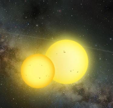 Phát hiện dạng hệ hành tinh mới
