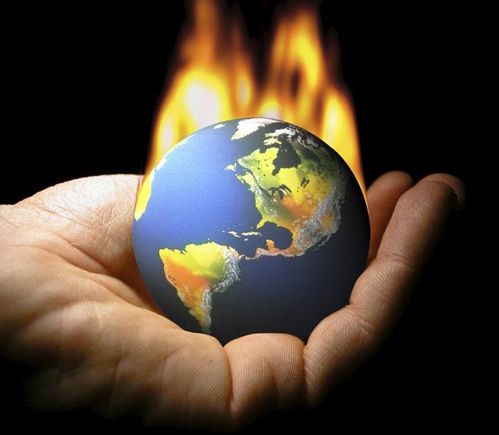 Cần giải pháp khẩn cấp toàn cầu về biến đổi khí hậu