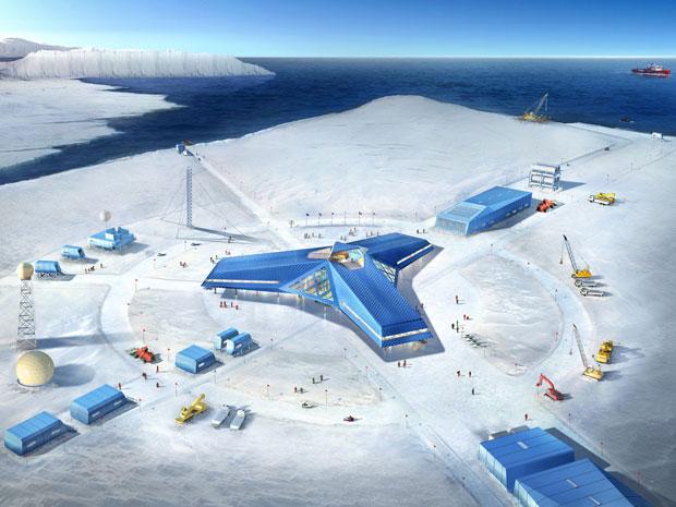 Hàn Quốc xây trạm nghiên cứu thứ 2 tại Nam Cực