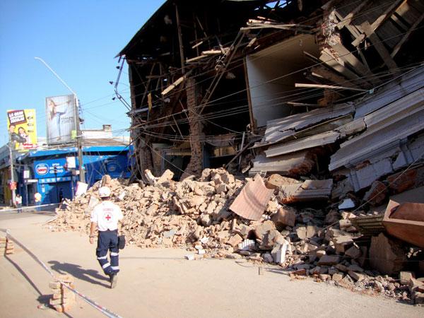 Động đất mạnh 6,2 độ Richter ngoài khơi Mexico