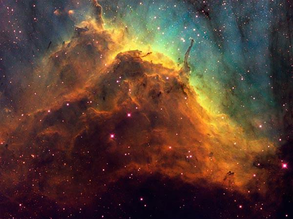 Ảnh đẹp: Bụi vật chất và khí ga bao quanh tinh vân Helix