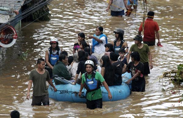 Philippines: 230 thảm họa thiên tai qua hai thập kỷ
